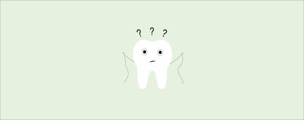 Gewachste oder ungewachste Zahnseide benutzen?